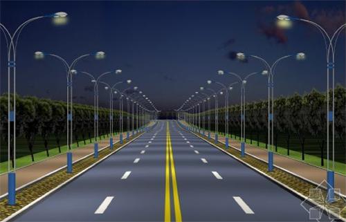 城市道路的分类是根据道路在诚市路网中的